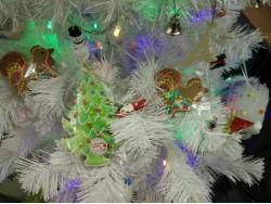 Пряники на елке